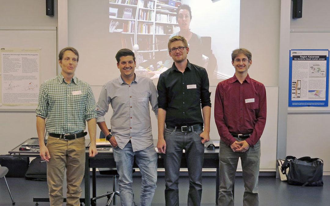 Zürcher Mobilität der Zukunft: HSR Studenten ausgezeichnet